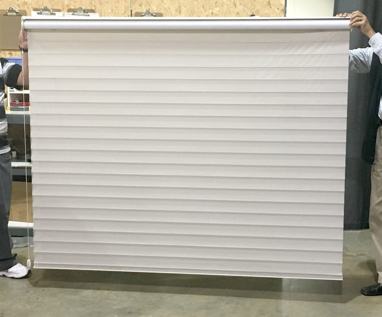 FlameGard® - Office Blinds & Panels Meet Special Fire Codes