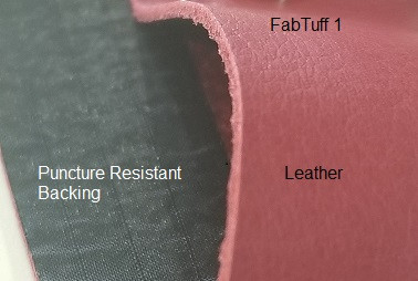 Puncture Resistant Backing for Upholstery - FabTuff 1