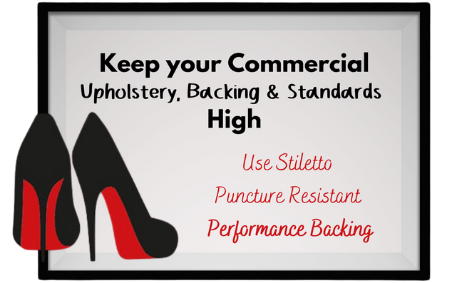 What's NEW @FABRICBACK: Stiletto – Puncture Resistant Performance Backing