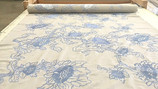FabWall® - Cover your walls with beautiful embroidered fabrics.