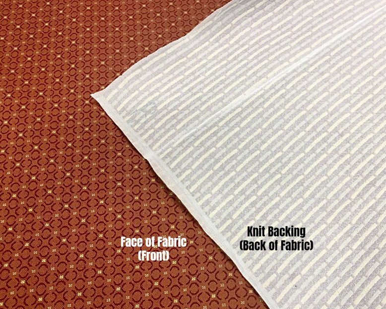 FabBack® - Knit Backing for New Design Upholstery