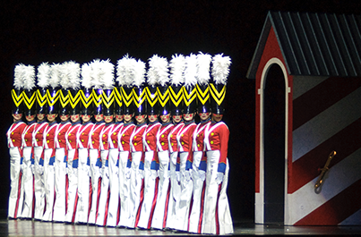 FabBond® Layer Bonding Creates Crisp, Resilient Costume Fabric for The Radio City Rockettes