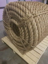 Fire Resistant Treatment for Decorative Rope