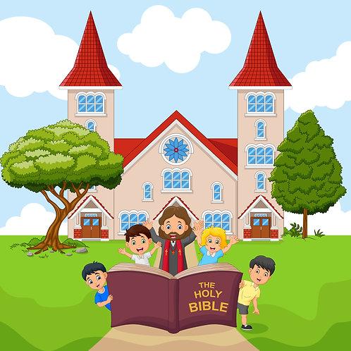 Chúa Giêsu,Trẻ em Và Kinh Thánh