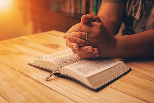 Cầu Nguyện Cùng Kinh Thánh