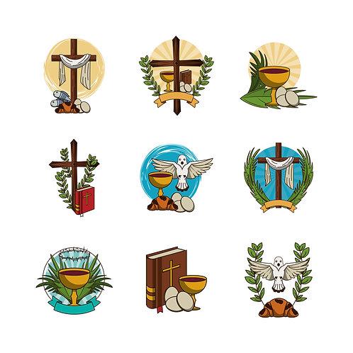 Icon Rước Lễ Lần Đầu