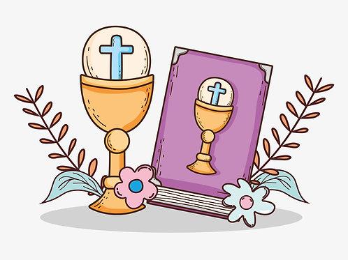 Kinh Thánh Và Chén Lễ