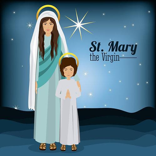 Đức Mẹ Và Chúa