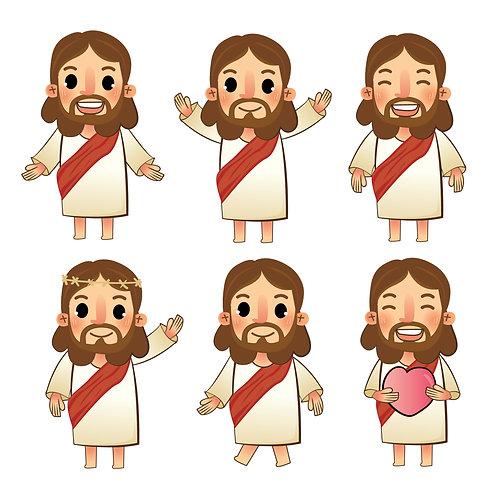 Combo Chúa Giêsu