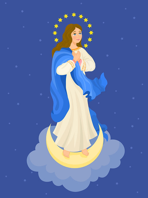 Đức Mẹ Lên Trời