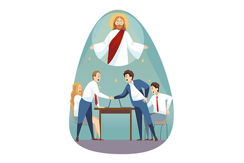 Chúa Giêsu Đồng Hành Cùng Doanh Nhân