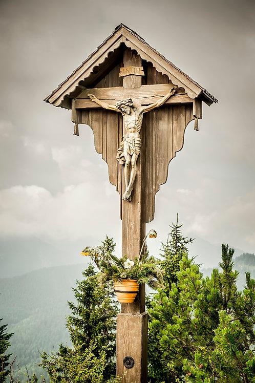Tượng Chúa Giêsu Trên Núi