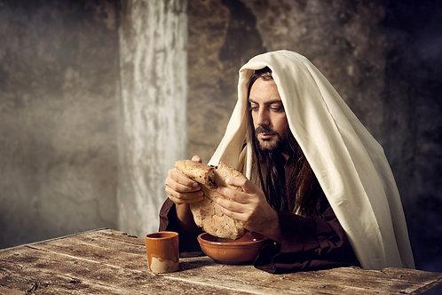 Chúa Giêsu Bẻ Bánh