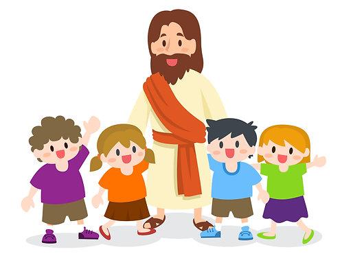 Chúa Giêsu Và Thiếu Nhi