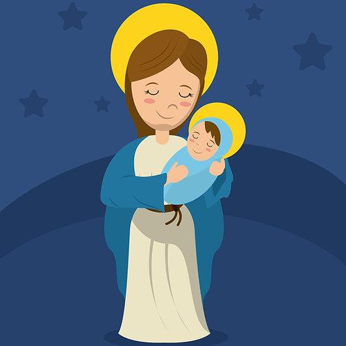 Đức Mẹ Bế Chúa