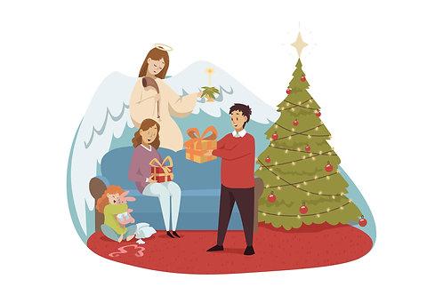 Thiên  Thần Bản Mệnh Trong Đêm Giáng