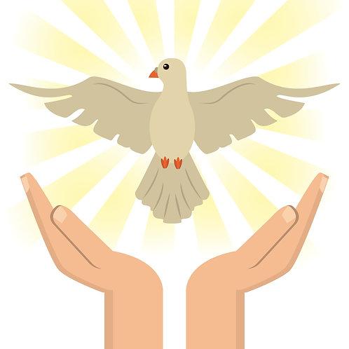 Chúa Thánh Thần Và Bàn Tay