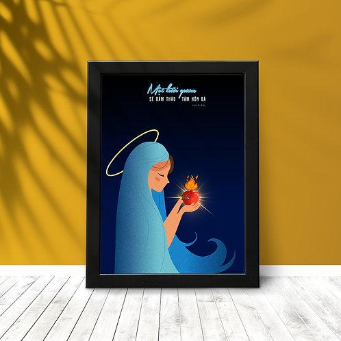 Trái Tim Vô Nhiễm Đức Maria