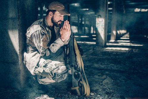Anh Lính Cầu Nguyện