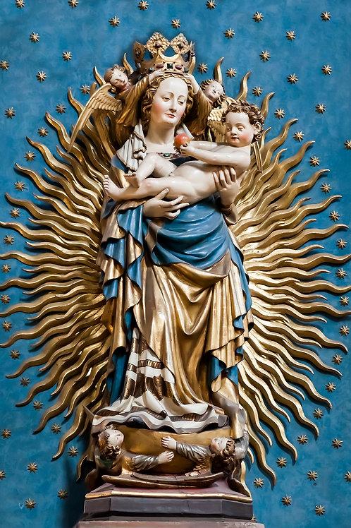 Tượng Đức Mẹ Mexico