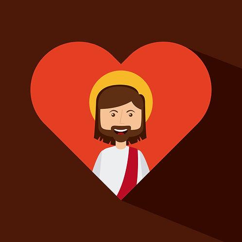 Chúa Giêsu Ở Trong Trái Tim