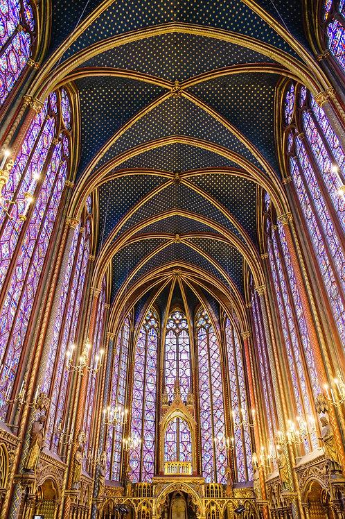 Trần Nhà Thờ Gothic