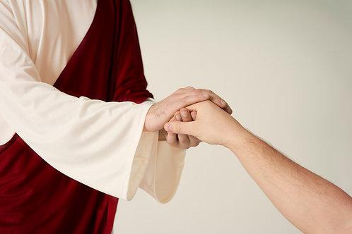Chúa Giêsu Nâng Đỡ Con Người
