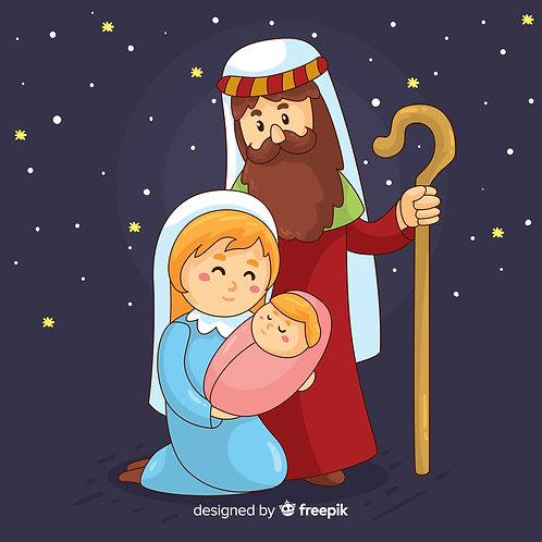 Ngôi Hai Giáng Sinh Trong Đêm