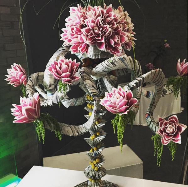 SOLOMON BLOEMEN florist hong kong