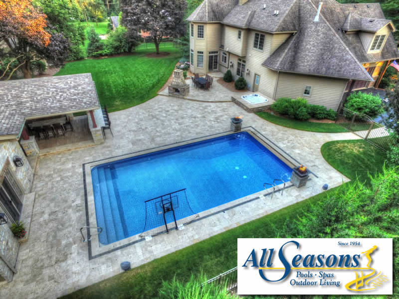All Seasons Pools, Spas & Outdoor Living