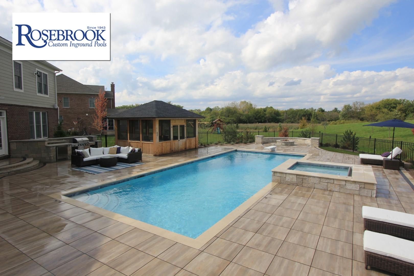Rosebrook Pools