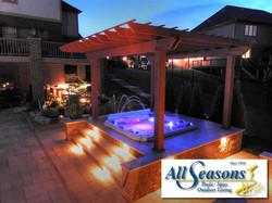 All Seasons Pools, Spas & Outdoor Living