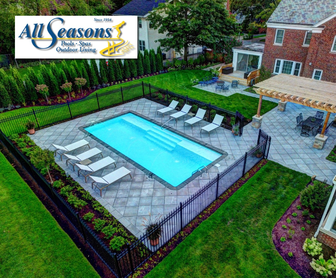 All Seasons Pools
