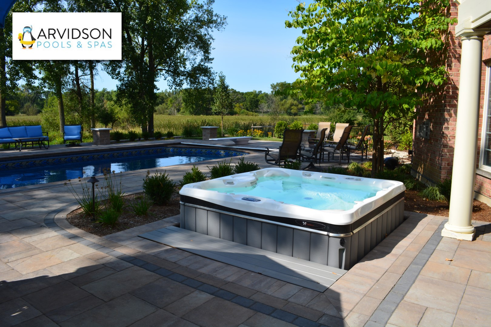 Arvidsons Pools & Spas