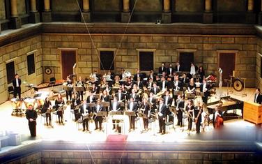 Eastman Wind Ensemble Performance