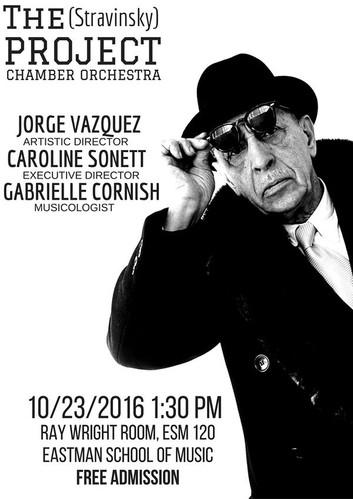 The Stravinsky Project