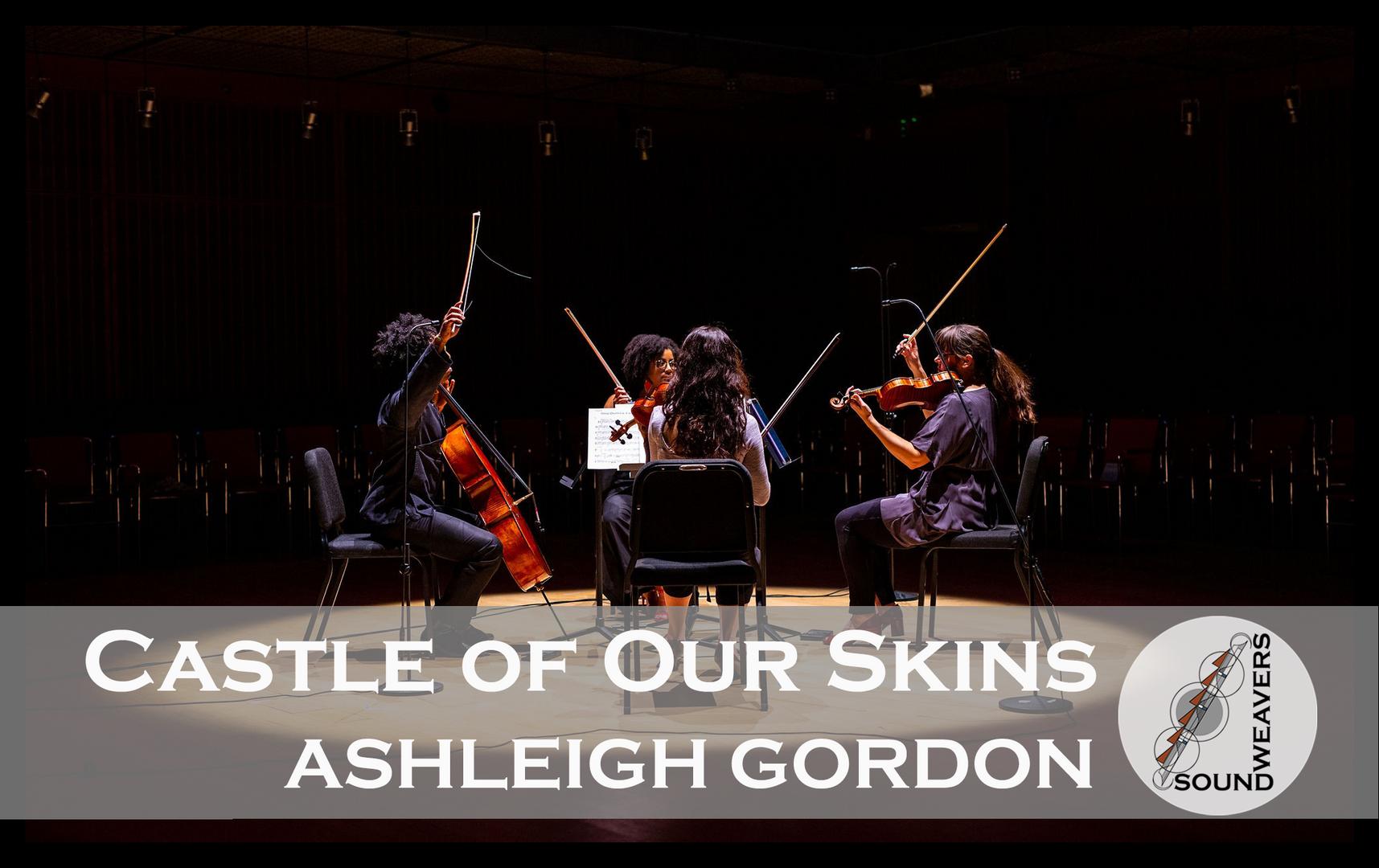 Castle Of Our Skins, Ashleigh Gordon, S1.E8