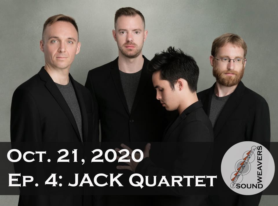 JACK Quartet, S1.E4