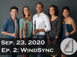S1.E2.     WINDSYNC.      SEPT. 23, 2020