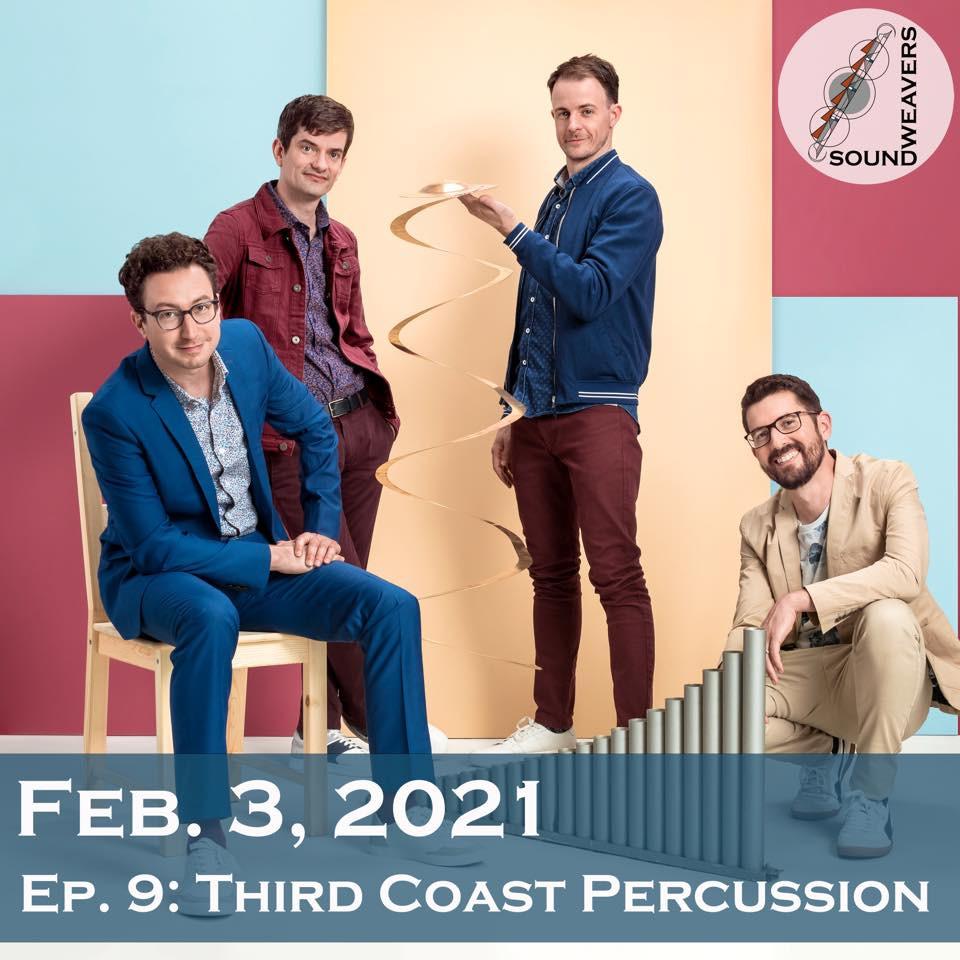 Third Coast Percussion S1.E9