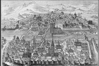 Notre Dame Unknown Artist 1600