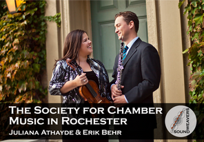 S1.E9.  The Society for Chamber Music in Rochester