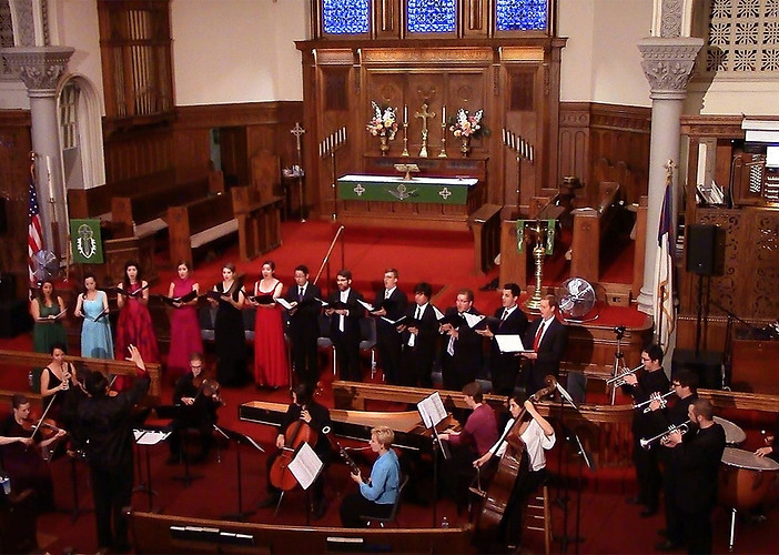 Johann Sebastian Bach's St. Matthew Passion, 2017 Performance