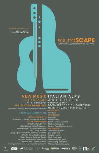 SoundSCAPE Festival