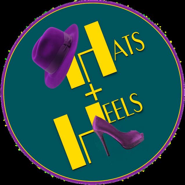 Hats+Heels Logo