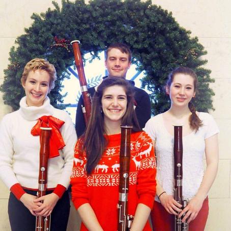 Project Bassoon Quartet Tour