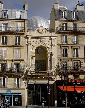 société histoire paris 13e