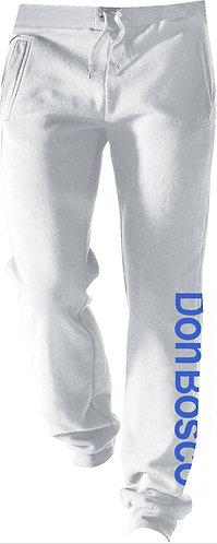 Pantalone in felpa stampato