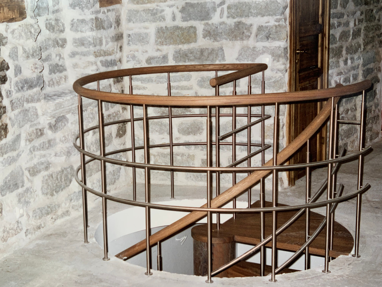 Staircase railings 2
