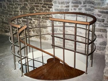 Staircase railings 1